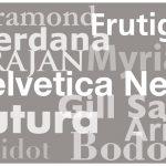 Futura、Garamond、Helvetica Neue 何て読んでる?定番欧文フォントの読み方おさらい