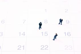イベントの企画・準備は<br>オリジナル販促カレンダーにおまかせ!