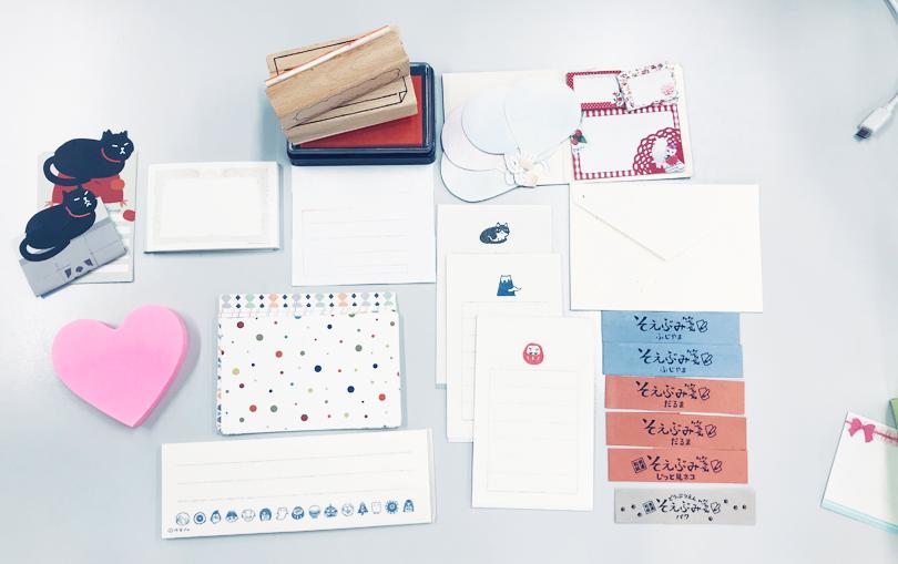 お客様に渡すものにそえるレター。和みの営業ツール5選