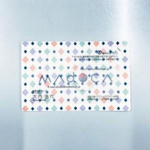 カードに手書きのメッセージをそえる SOECA(ソエカ)-マドカヒロバコモノヒロバ
