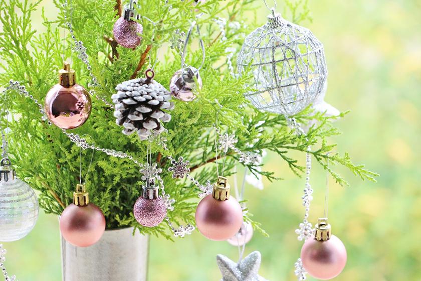 クリスマス店舗装飾アイデア