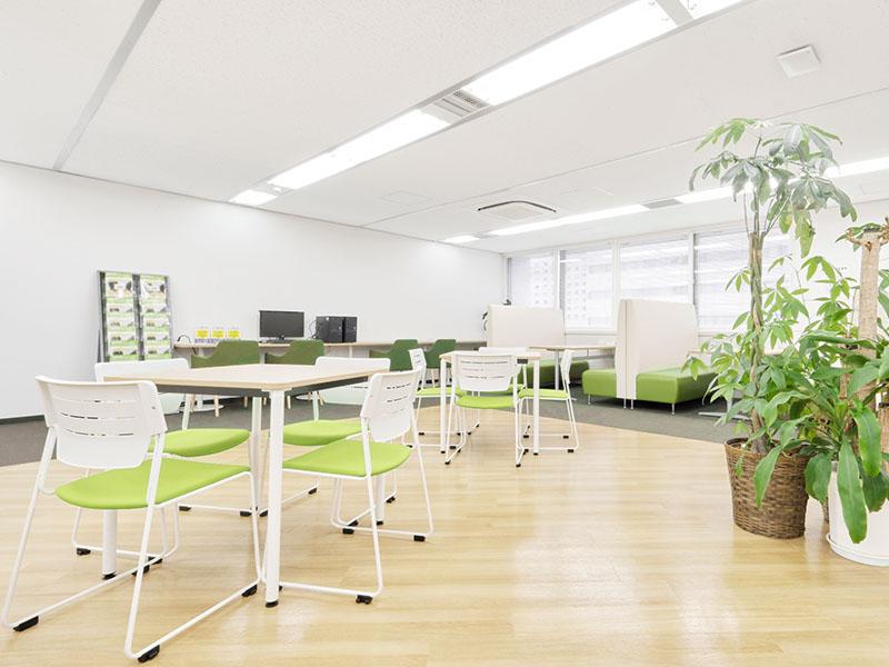 入居者様もきっと喜ぶ <br>レンタルオフィスでの簡単装飾シート