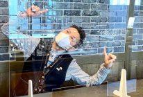 ウィズコロナに必要不可欠なお店の飛沫防止対策アイテム